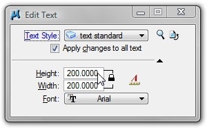 tool settings