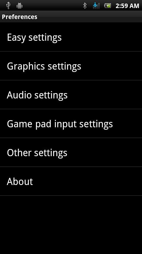 John GBA Lite - GBA emulator screenshot #4