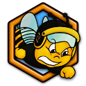 Bee Avenger HD logo