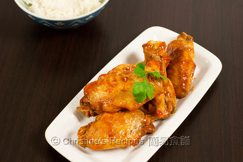 Spicy Chicken Wings02