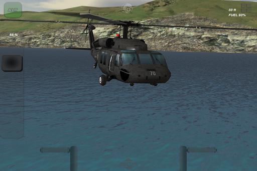Black Hawk - Flight Simulator