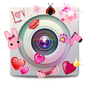 Love Photo Booth Stickers