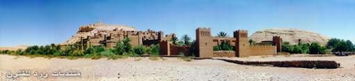 قصر آيت بن حدو Ait Ben Haddou
