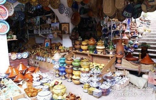 الخزف المغربي موروث ثقافي متنوع