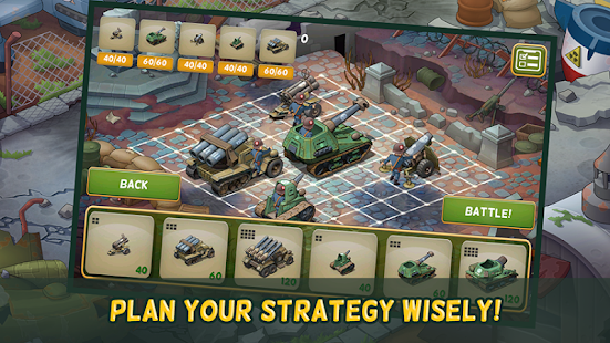 Artillery Strike - screenshot thumbnail
