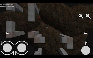 Screenshot of Gravity Man