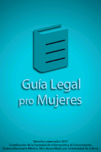 Guía legal pro mujeres- screenshot thumbnail