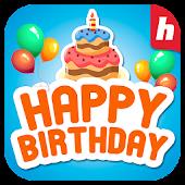 Happy Birthday Cards ʰ