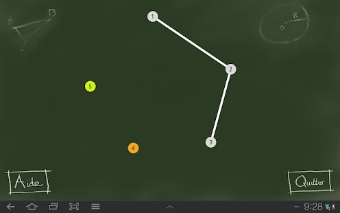 Link the points geometry screenshot