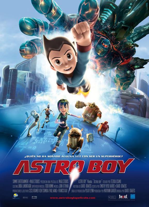 póster de Astro Boy