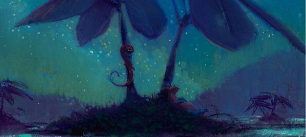 Concept art de Newt