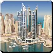 Dubai live wallpapers