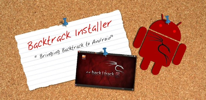 Backtrack Installer APK 2.2