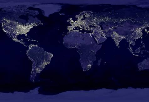 Earth Hour by The Viral Factory