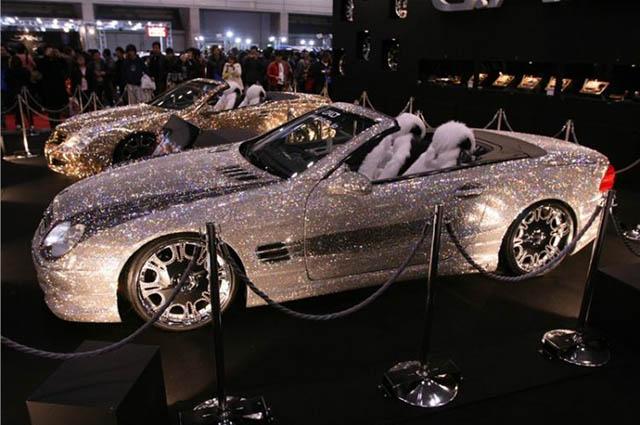 Million Dollar Car