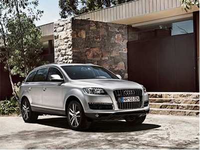 The Most Cheap Audi Q7