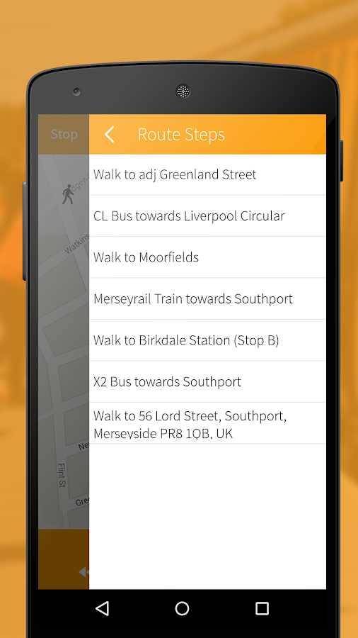 Sefton Travel- screenshot