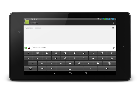 TypeDroid Pro with Keyboard screenshot 13