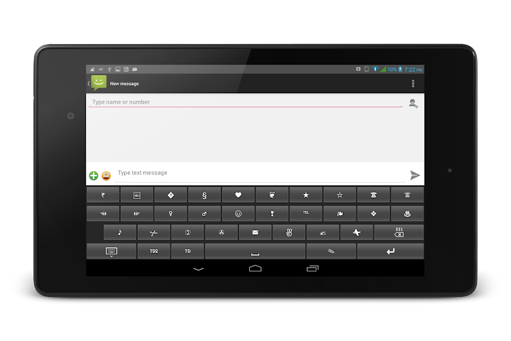 android TypeDroid Pro with Keyboard Screenshot 7