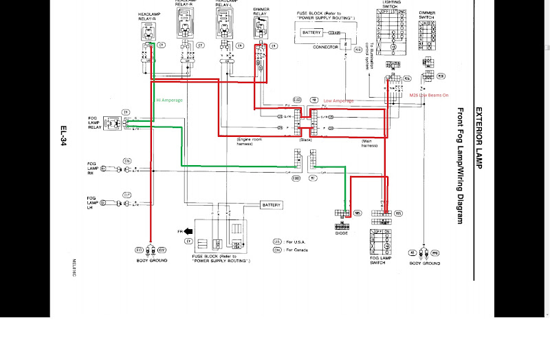 Tremendous Z32 Fuse Box Diagram Also Sr20Det Z32 Maf Wiring Diagram Together Wiring Cloud Hisonuggs Outletorg