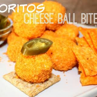 ~Doritos Cheese Ball Bites!.