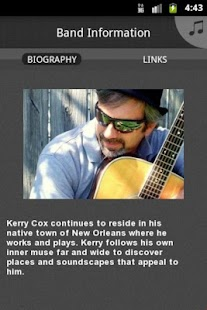 Kerry Cox- screenshot thumbnail