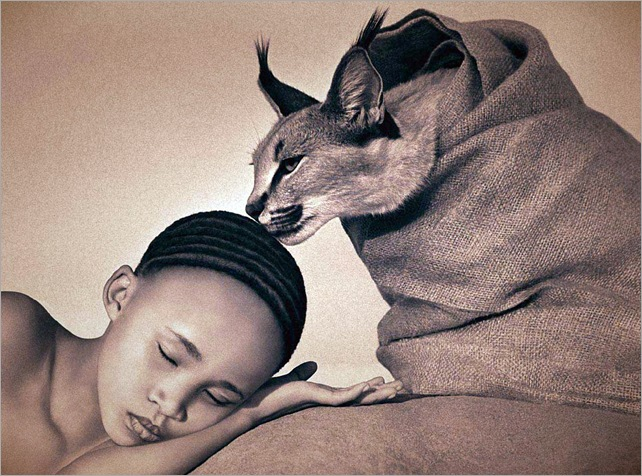 Gregory Colbert - ashes and snow 1