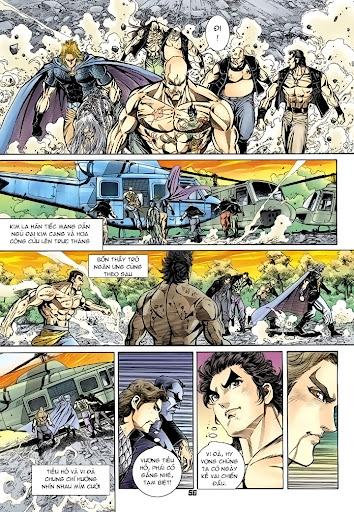 Tân Tác Long Hổ Môn Chap 90 page 17 - Truyentranhaz.net