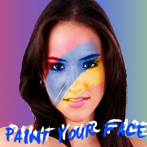 Paint your face Armenia LOGO-APP點子