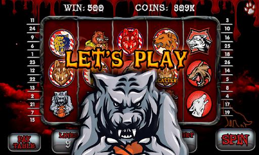 Fox Halloween Wolf Slots