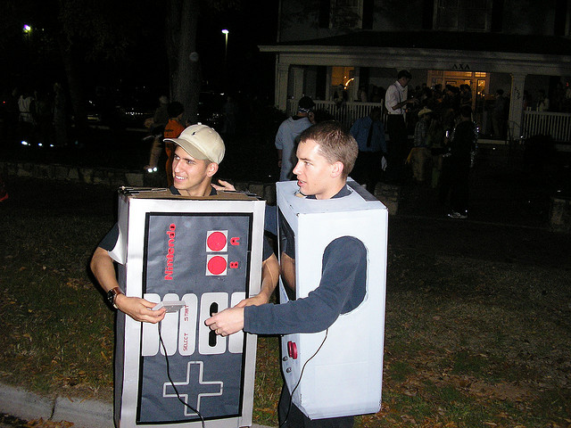... nintendo relaunch halloween ideas nes controller ...  sc 1 st  The Halloween - aaasne & Three Stooges Halloween Costumes - The Halloween