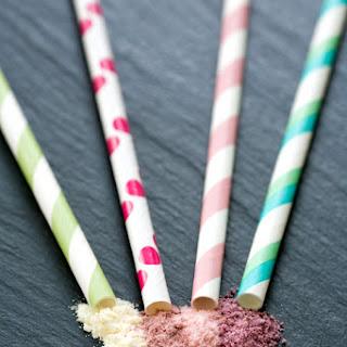 Homemade Pixie Sticks