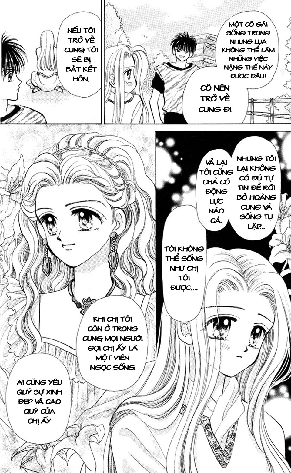 A Fairy Tale for You Chap 003