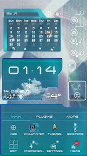 Trek: GO Launcher Theme 個人化 App-癮科技App