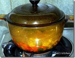 Mixed veg kootu 1