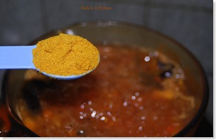 how to make tomato rasam 5