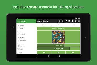 Unified Remote Full Screenshot 4