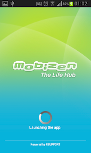 Mobizen beta - The Life Hub - screenshot thumbnail