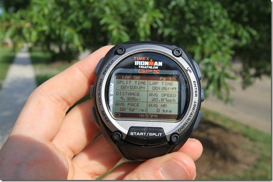 4bfb555fa613 Reloj Timex Ironman T5k444 Banda Cardiaca Gps Soporte Bici (Otras ...