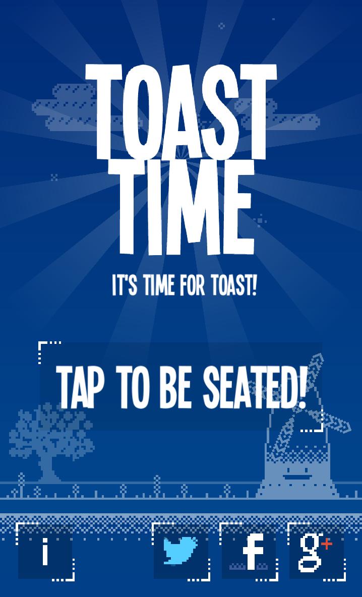 Toast Time screenshot #1