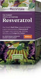Review Retreat Fit For Fall Resvitale Resveratrol Review And