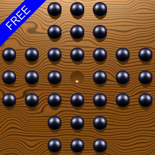 Marble Solitaire 棋類遊戲 App LOGO-APP開箱王