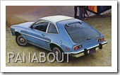 FORD PINTO RANABOUT 1978