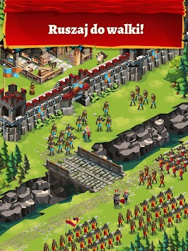 Empire: Négy Kingdoms (Polska) APK screenshot thumbnail 15