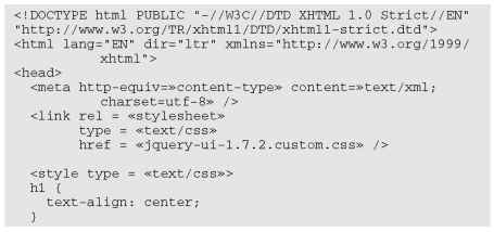 Using the jQuery User Interface Toolkit (Javascript And Ajax)