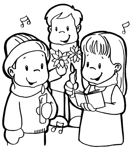free church choir coloring pages - photo#6