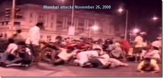 Mumbai attacks, 11/26 terrorists attack on Taj and Oberai Hotels in Mumbai city of India