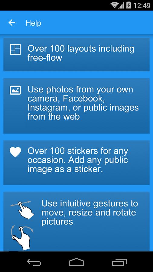 Photo Collage Maker- screenshot
