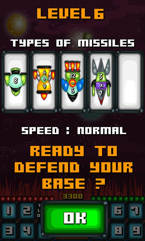 Math Wars - screenshot