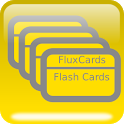 Flux Cards (flash cards) icon